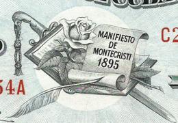 * Cuba 1 Peso Commemorative 1953 ! UNC ! - Cuba