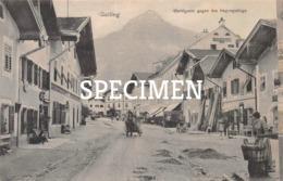 Marktgasse Gegen Das Hagengebirge - Golling  - AUSTRIA - Melk