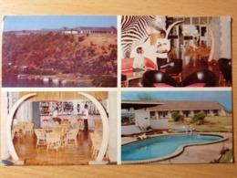 Old Vintage Postcard  HOTEL 1960's UGANDA HOTELS LIMITED NAIROBA East African Wild Life Society Africa - Uganda