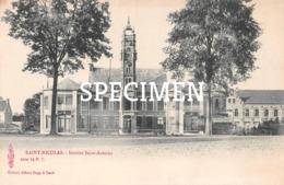 Institut Saint-Antoine - Sint-Niklaas - Sint-Niklaas
