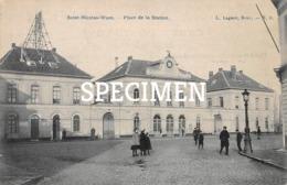 Place De La Station  - Sint-Niklaas - Sint-Niklaas