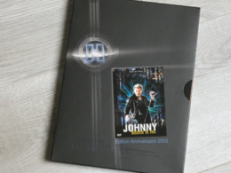 DVD,X2 JOHNNY HALLYDAY STADE DE FRANCE 1998. EDITION ANNIVERSAIRE 2003. - DVD Musicaux