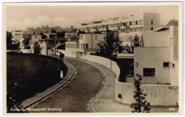 Bauhaus: STUTTGART 1930 Weissenhof Siedlung - Stuttgart