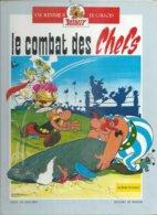 "ASTERIX  "" LE COMBAT DES CHEFS  "". + "" CHEZ LES BRETONS ""  ( GOSCINNY / UDERZO ) - Astérix"