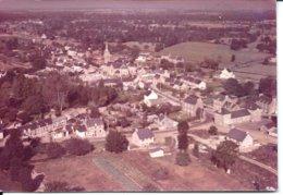 LANDÉBIA - Cliché Aérien Original - Essai Avant Tirage - Archive COMBIER - Photo UNIQUE - Other Municipalities
