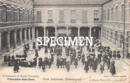 Pensionnat De Ecole Normale : Cour Intérieur - Sint-Niklaas - Sint-Niklaas