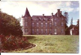 BOURSEUL - Château De Beaubois - Cliché Original - Essai Avant Tirage - Archive COMBIER - Photo UNIQUE - Other Municipalities