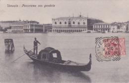 EUROPE,ITALIE,ITALIA,veneto,VENEZIA,venise,GONDOLA ,GONDOLE,METIER,JOB,1910 - Venezia (Venice)