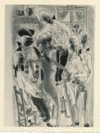 Nude  Girl Orgy With 5 Men . Blow Job . Sexual Intercourse, Hand Job . Orgie . - Dessins