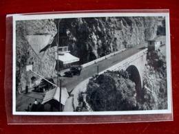 (FP.A05) GRIMALDI VENTIMIGLIA - PONTE SAN LUIGI - BAR, FRONTIERA FRANCO ITALIANA, DOGANA, Auto Cars Voitures (IMPERIA) - Imperia