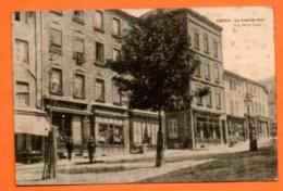 69 COURS LA GRANDE RUE  VOYAGEE 1906 Carte N° 42868 - Cours-la-Ville