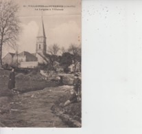 21 VILLAINES EN DUESMOIS  -  La Laignes à Villaines  - - France