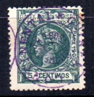 Sello Nº 42E  Guinea - Guinée Espagnole