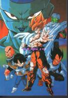 REF 436 : CPM BD Bande Dessinée Manga Dragon Ball Z Kokusain Eigasha - Comicfiguren
