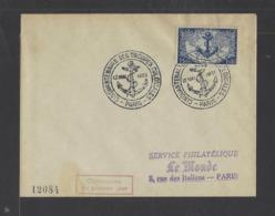 FRANCE.  YT  FDC  N° 889 Oblitération 1er Jour  1951 - FDC