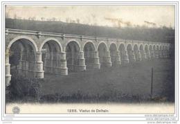 DOLHAIN ..--  Viaduc .  1912 Vers MONT - SAINT - GUIBERT .  Voir Verso . - Limbourg