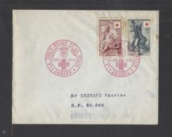 FRANCE.  YT  FDC  N° 1048/1049  Oblitération 1er Jour  1955 - FDC