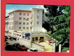 CARTE PUBLICITAIRE HOTEL GESTA BAYLAC 2 BOULEVARD DE LA GROTTE A LOURDES - Cartes De Visite
