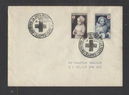 FRANCE.  YT  FDC  N° 914/915  Oblitération 1er Jour  1952 - FDC