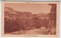 Village De Rouffi Aures - Algeria