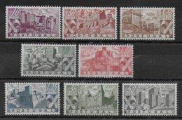 PORTUGAL - YVERT N° 675/682 * MLH - COTE = 115 EUR. - 1910-... République