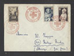 FRANCE.  YT  FDC  N° 914/915-916  Oblitération 1er Jour  1951 - FDC