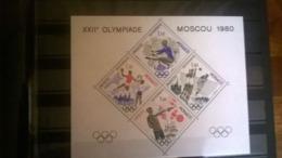 Monaco 1980 Olympiad Moscow - Summer 1980: Moscow