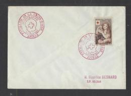 FRANCE.  YT  FDC  N° 1007  Oblitération 1er Jour  1955 - FDC