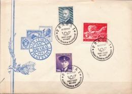 Czechoslovakia Cover With Kluba Ceskych Filatelisti Cancel - Czechoslovakia