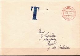 Czechoslovakia T Cover From 1945 - Czechoslovakia