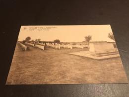 Heuveland - (Reningelst) O.L.V. Ter Clytte - Engelsch Kerkhof - LA CLYTTE- Cimetière Anglais English Cemetary WW 1914-18 - Heuvelland