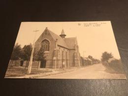 Heuveland - Reninghelst (Reningelst) O.L.V. Ter Clytte - La Clytte - Kerk - Heuvelland