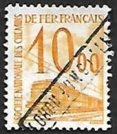 PETITS COLIS 1960 - YT 46 - Oblitéré - Cote 3e - Usati