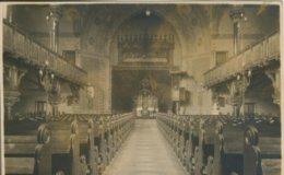 Nidden V. 1924  Kirchenansicht Von Innen  (57850) - Lituania
