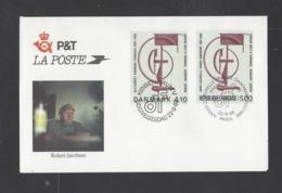 FRANCE.  YT  FDC  N° 2551 (émission Commune)  Oblitération 1er Jour  22-9-88 - FDC