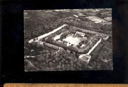 ILE D'YEU Vendée 85 : Vue Aérienne Sur Le Fort De Pierre Levée 1962 Colonie De Vacances De L'armée (cachet Au Dos) - Ile D'Yeu