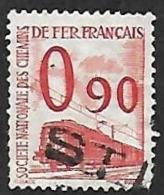 PETITS COLIS 1960 - YT 40 - Oblitéré  - Cote 4.50e - Colis Postaux