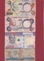 Nigeria 20 Billets Dans L 'état - Nigeria