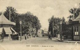 BOURGES  Avenue De La Gare RV - Bourges