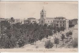 Bizerte Le Square Et La Cathedrale - Tunisia