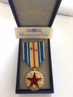 Médaille Des Blessé 2 Citations - Frankreich