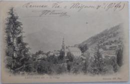 SAINT-GERVAIS. - Le Village - Saint-Gervais-les-Bains