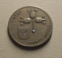 1974 - Israel - 5734 - 1 LIRA - KM 47.1 - Israël