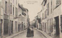 FONTENAY LE COMTE RUE DES LOGES - Fontenay Le Comte