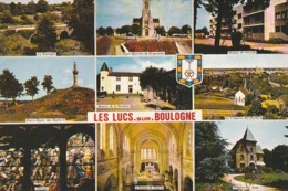 LEs LUCS-SUR-BOULOGNE. - Multi-Vues . - Les Lucs Sur Boulogne