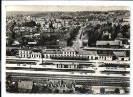 GUINGAMP - Vue Aérienne LAPIE N°5 - La Gare - Guingamp