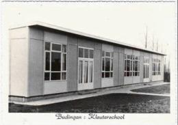 BUDINGEN - Kleuterschool - Photo-carte - Zoutleeuw