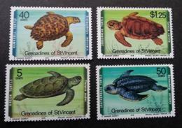 St. Vincent Turtles 1978 Turtle (stamp) MNH - St.Vincent Y Las Granadinas