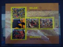 BELGIE ONGETAND BLOC 222 Xx - België