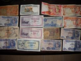 16 Oude Bankbiljetten (ntz) - Billets